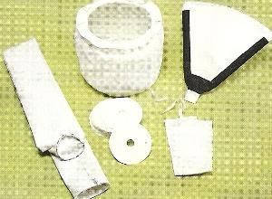 Filtro de ar para ventilação Industrial